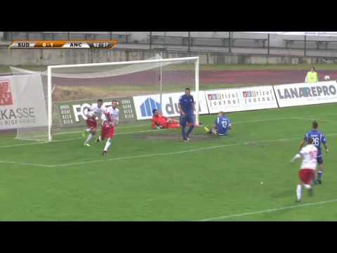 Ettore Gliozzi, i gol con il Sud Tirol