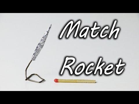 童真再現!達人教大家如何在廚房用四個簡單步驟製作火箭!