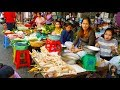 Video Asian Best Food Tour  - Food Compilation In Cambodia - Cambodian village Food