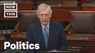 Fox News Calls Out 'Moscow Mitch' McConnell's Inaction on Russia | NowThis
