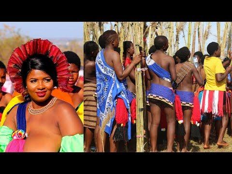 Праздник голых невест. Путешествие в королевство Свазиленд