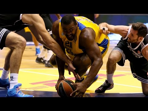 Highlights: Maccabi Electra Tel Aviv-Real Madrid