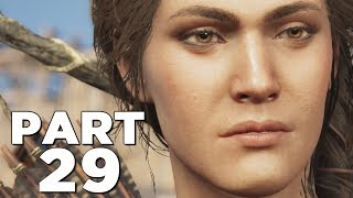 ASSASSIN'S CREED ODYSSEY Walkthrough Gameplay Part 29 - ARKADIA (AC Odyssey)