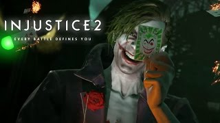 Injustice 2 - Official Joker Gameplay Trailer by GameSpot