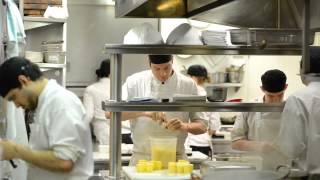 The Kitchin Michelin Star Restaurant, Edinburgh