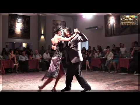 Julio balmaceda virginia vasconi y color tango orquesta for A puro tango salon canning