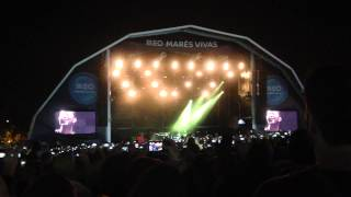 John Legend - All of Me -Meo Marés Vivas 2015