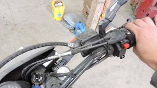 3. 2013 Suzuki DR 650 SE used motorcycle parts for sale