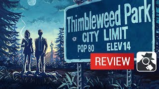 THIMBLEWEED PARK (iPhone, iPad) | AppSpy Review