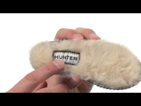 Hunter Kids Luxury Shearling Insole (Toddler/Little Kid)  SKU:8484109