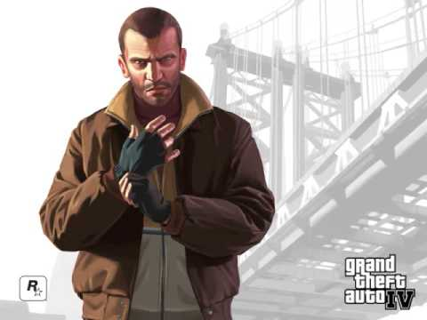 Grand Theft Auto 4 Theme Song (видео)