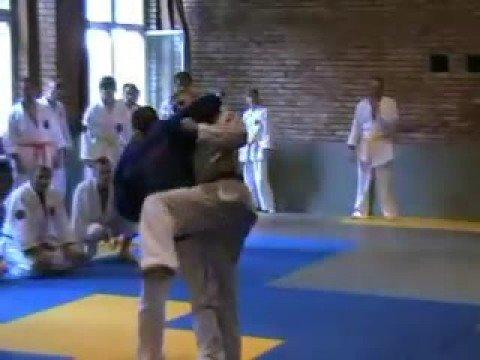 Hokutoryu Jujutsu Camp Part 2