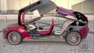 Ford Evos Concept ENGLISH VERSION