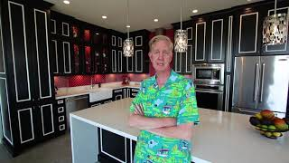 Client Testimonial of a this one of a kind kitchen remodel in Anaheim by APlus Interior Design