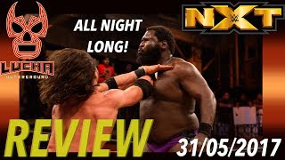Nonton WWE NXT/LUCHA UNDERGROUND - 31/05/2017 - ALL NIGHT LONG!!!!!!! Film Subtitle Indonesia Streaming Movie Download