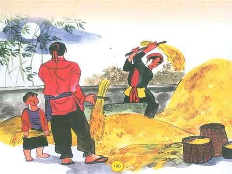 Truyện cổ tích Bánh Chưng Bánh Dày