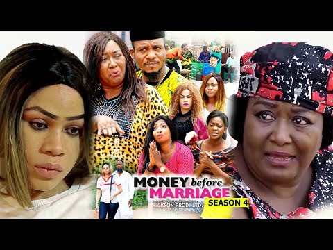 Money Before Marriage Season 4 - 2018 Latest Nigerian Nollywood Movie Full HD | YouTube Films