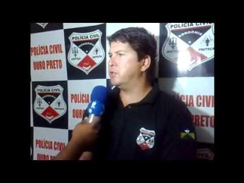 Policia de Ouro Preto prende suspeitos de tráfico de drogas.