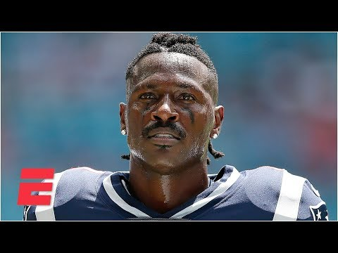 Video: ESPN reacts to Antonio Brown being released by the Patriots | ESPN Voices