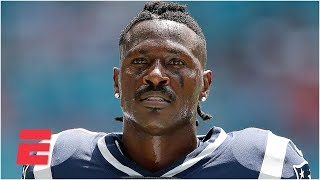ESPN reacts to Antonio Brown being released by the Patriots | ESPN Voices