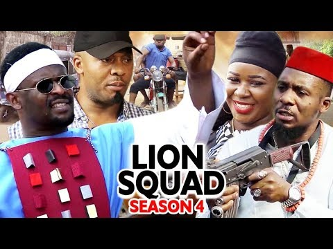 LION SQUAD SEASON 4 - (Zubby Micheal New Movie) 2019 Latest Nigerian Nigerian Nollywood Movie