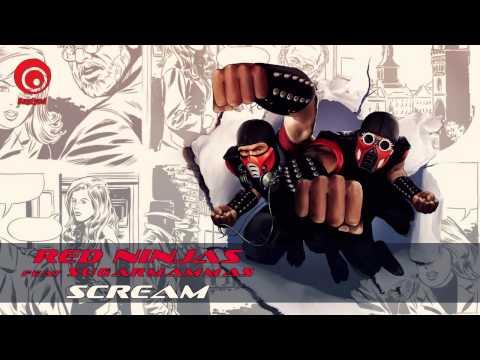 [Progressive House] Red Ninjas feat. Sugarmammas - Scream (Club Mix)