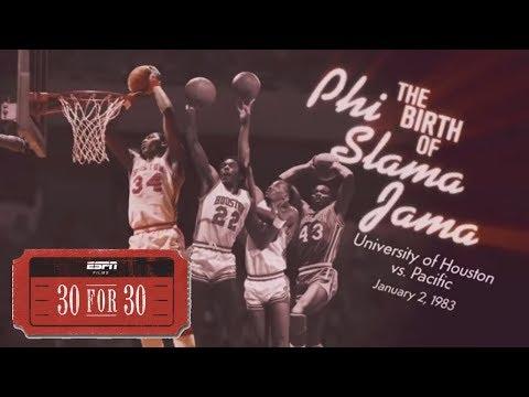 Phi Slama Jama   30 for 30 Trailer   ESPN