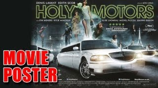 Holy Motors Movie Poster (2012)