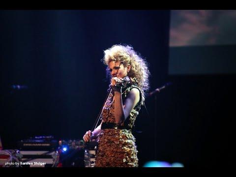 Miri Ben-Ari half time performance (Part 1)