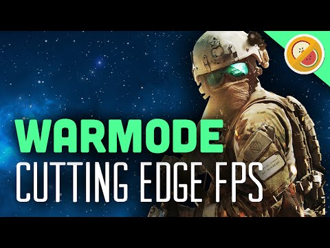 Cutting Edge FPS  – Warmode Gameplay & Funny Moments
