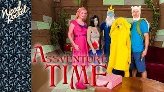 Nonton Adventure Time Porn Parody: Assventure Time (Trailer) Film Subtitle Indonesia Streaming Movie Download