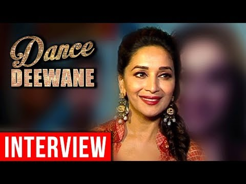 Madhuri Dixit Excited To Judge Dance Reality Show