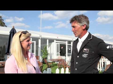 Burghley 2014: H&H talks to winner Andrew Nicholson [VIDEO]