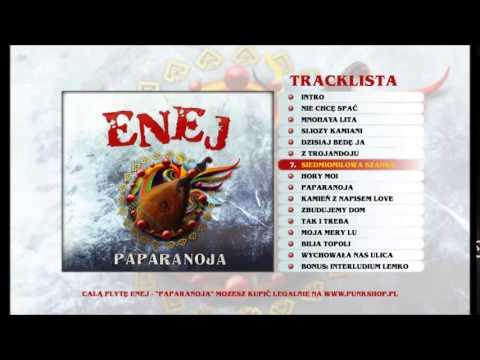 Tekst piosenki Enej - Siedmiomilowa szansa po polsku