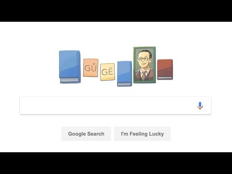 Who is featured on today's Google Doodle?