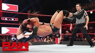 Nonton Seth Rollins vs. Drew McIntyre: Raw, March 18, 2019 Film Subtitle Indonesia Streaming Movie Download