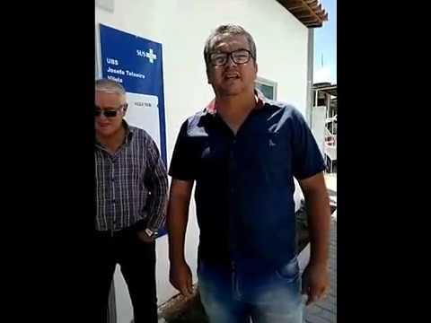 INAUGURAÇÃO NO MUNICIPIO DE PARANATAMA