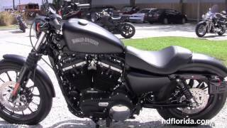 4. New 2015 Harley Davidson Iron 883 for Sale - Specs