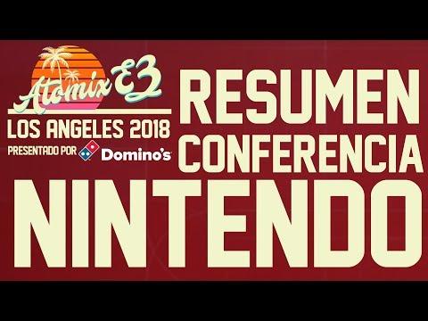 Resumen Conferencia Nintendo – E3 2018