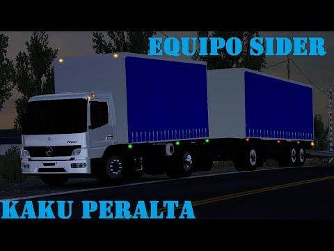 Mercedes Atego Sider 1.30