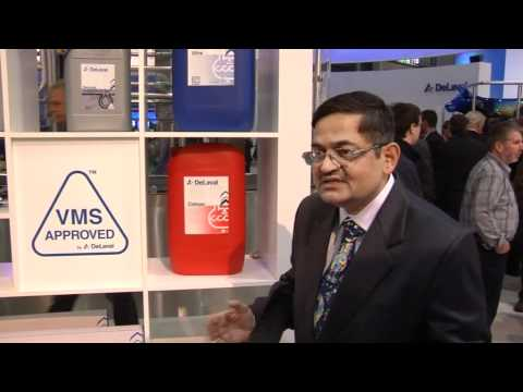 DeLaval detergents recognised in India