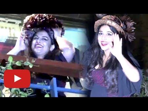 Vidya Balan Celebrates Her Birthday And New Year 2
