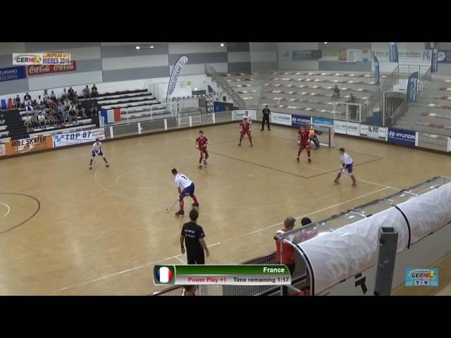 "Switzerland-France | Group ""B"" | Euro U17 Mieres 2016 | Game #20"