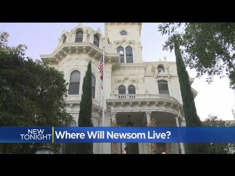 Will Gavin Newsom Live In Sacramento As Governor?