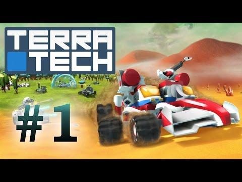 TerraTech - #1 - начало