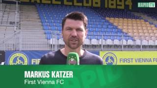 Markus Katzer lädt auf die Hohe Warte ein