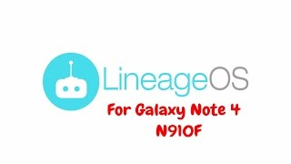 Checkout my CM14.1 video for Note 4: https://goo.gl/p3eykw Disclaimer: This rom is still a work in progress meaning there are some bugs. As of build 29.01.20...