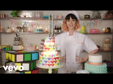 Katy Perry - Birthday tekst piosenki