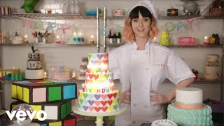 Katy Perry releases 'Birthday' lyric video