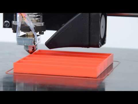 LulzBot 3D Printer Filament Profile Series: PLA